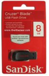 Flashdisk Sandisk 8Gb